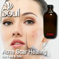 Essential Oil Acne Scar Healing - 500ml